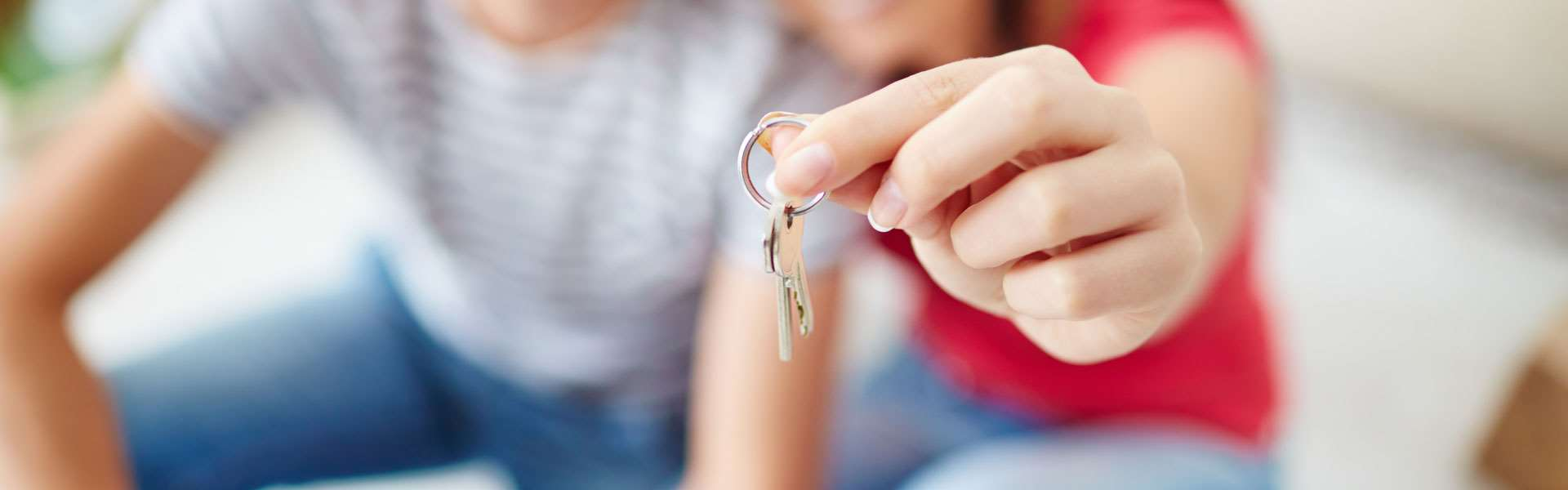 Keys to a property